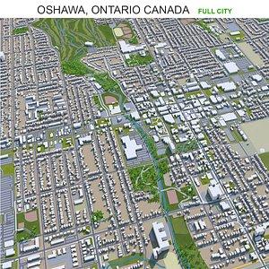 3D Oshawa Ontario Canada