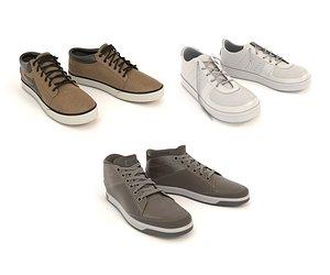 shoe fashion footwear 3D model