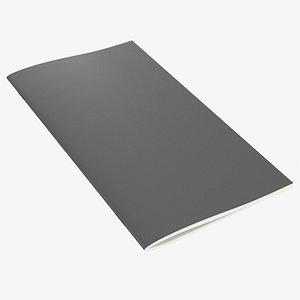 3D Brochure guide book 03 closed model
