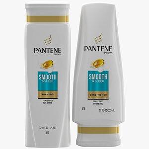 shampoo conditioner 3D