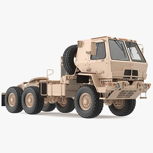 3D model Oshkosh FMTV 5 Ton Tractor