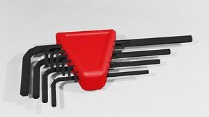 3D outils cl 6 pans