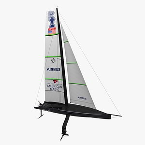 patriot magic ac75 american 3D