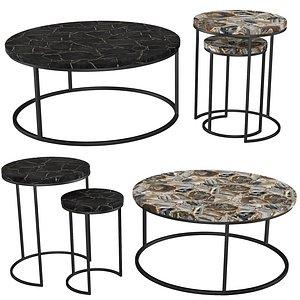 Anaximene Coffee Table model
