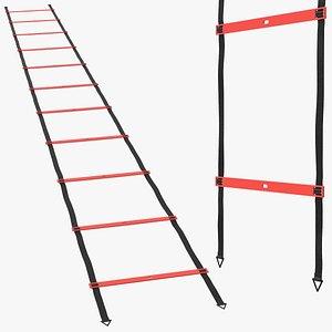 Agility Ladder Red model