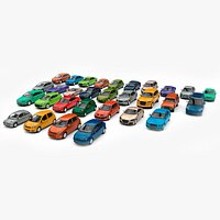 Complete Vehicle Pack EA color