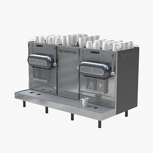 Coffee Machine model