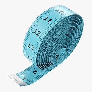 3D Tailor measuring tape 04