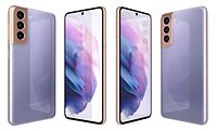 Samsung Galaxy S21 Plus 5G Phantom Violet