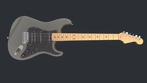 fender guitar model