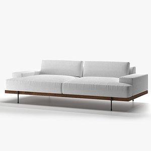 3D Rivera Sofa model