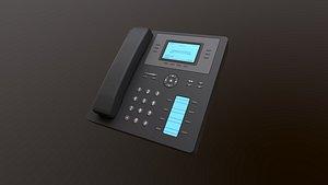 3D model Office Phone
