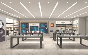 Xiaomi Mobile Phone Specialty Shop model