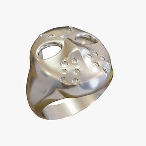 3D RING CINCIN JASON VORHESS