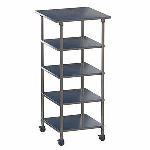 Shelf Utility Cart 3D