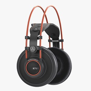 3D akg pro headphone