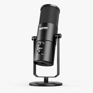 3D mic microphone usb