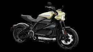 Harley-Davidson LiveWire 3D model