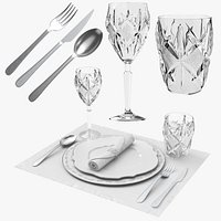 Tableware Place Setting Collection