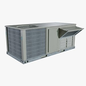 Rooftop Air Conditioning Unit model