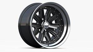 wheel type halibrand model
