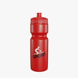 sports bottle model