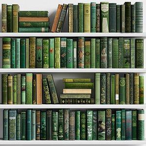 Classic Books 24 model