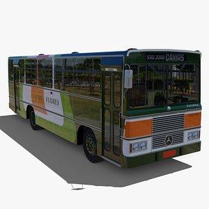 3D Ciferal Urbano MB LPO-1113 Flores model