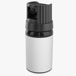 3D Pepper Spray