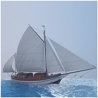 Sailing vessel - Game Ready