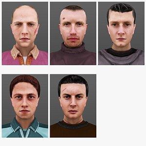 3D MAN 31 TO 35