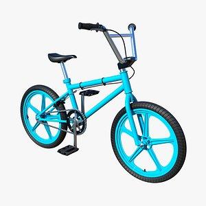 Bmx Bicycle model