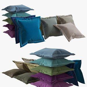 pillows 81 3d obj