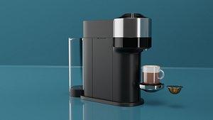 Nespresso VERTUO Next 3D