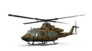 3D model UH 1 Venom