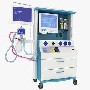 AVL OMNi Blood Gas Analyzer 3D model