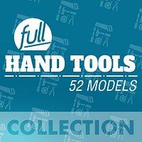 Hand Tools FULL SET