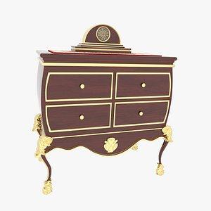 Antique Dresser model