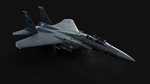 F-15E Strike Eagle 3D model