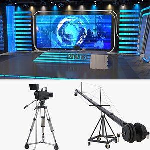 3D VR Studio News and Cameras
