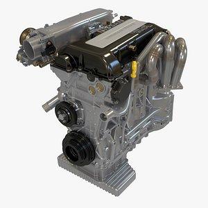 max nissan sr20det turbo engine
