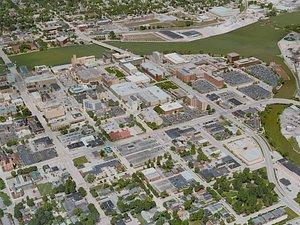 green bay city model