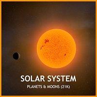 Solar System 21K