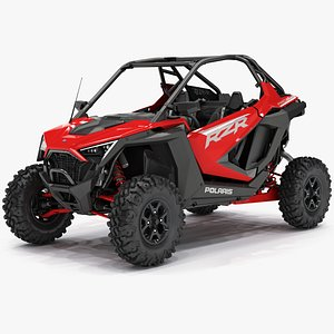 polaris rzr pro xp 3D model