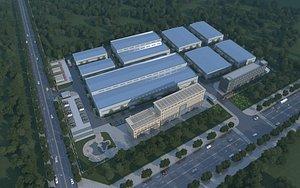 Factory 3D