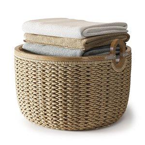 3D model Baskets Set 06