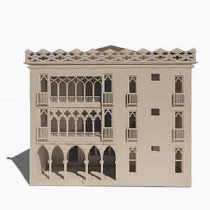 grand canal 3D model