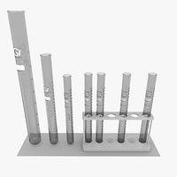 Test Tubes 3 Sizes