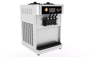 Ice Cream Dispenser 3D