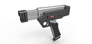 3D Blaster pistol Lost in space 1998 model